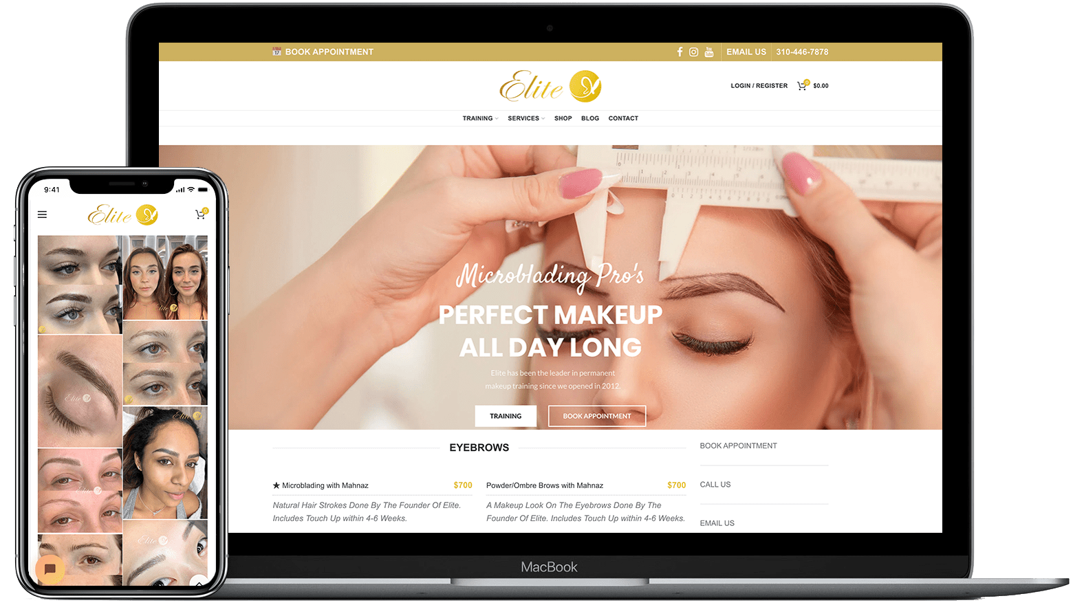 Can You Learn Microblading Online